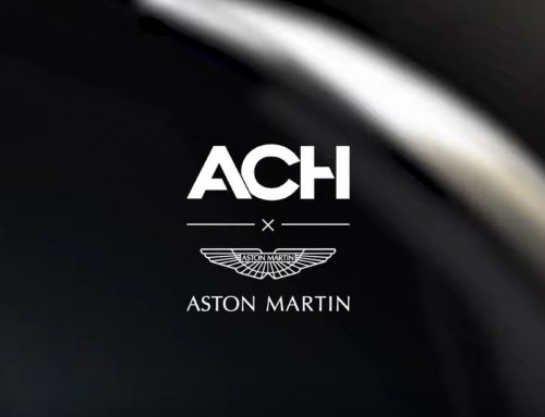 ASTON MARTIN AND ACH, DESIGN COLLABORATION