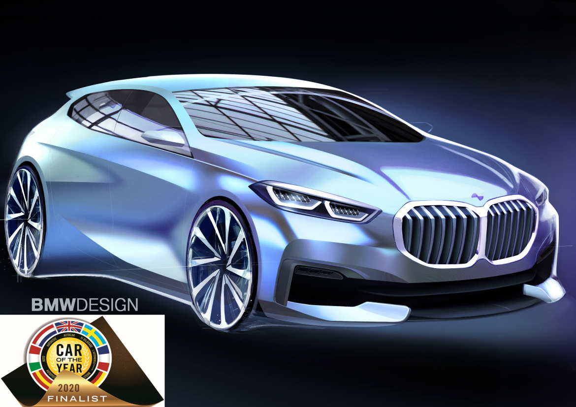 Car Of The Year 2020 Finalists Bmw 1 Series Auto Design