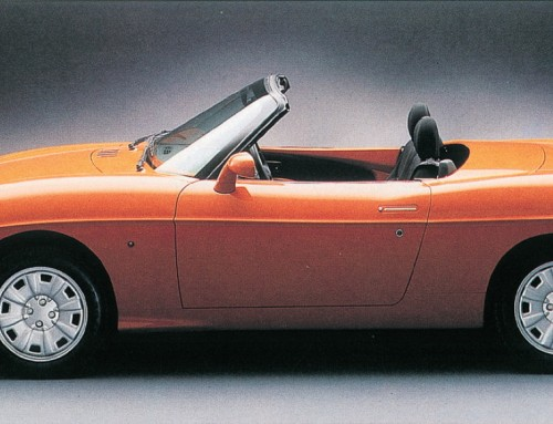 FIAT BARCHETTA TURNS 25: THE DESIGN STORY