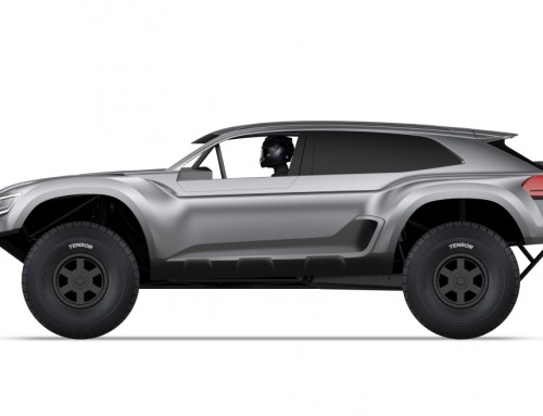 VOLKSWAGEN: DESIGN COMPETITION FOR ATLAS CROSS SPORT R LIVERY