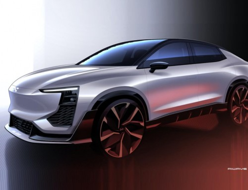 AIWAYS U6ION, ELECTRIC SUV COUPE'