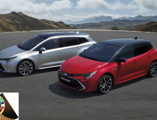 CAR OF THE YEAR 2020 FINALISTS | TOYOTA COROLLA