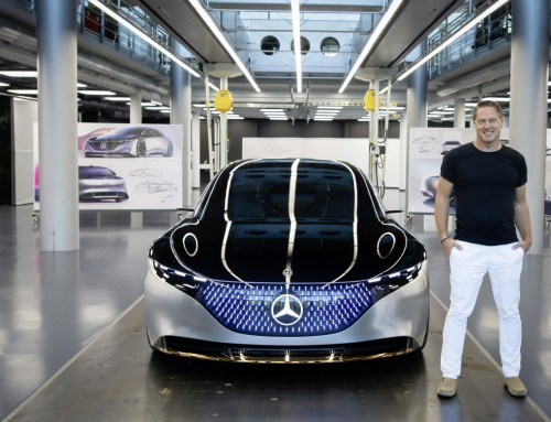 CAR DESIGN UNDER LOCKDOWN – GORDEN WAGENER, MERCEDES-BENZ