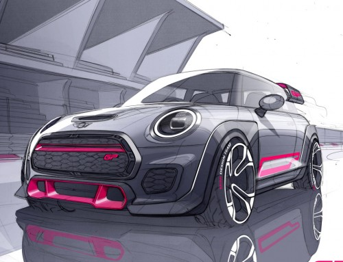MINI JOHN COOPER WORKS GP, A COLLECTOR'S SPORTSCAR