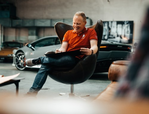 CAR DESIGN IN LOCKDOWN – MITJA BORKERT, LAMBORGHINI