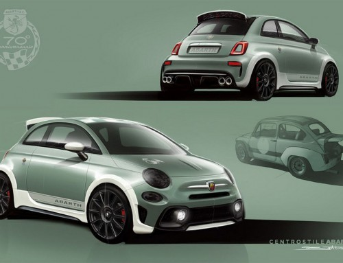 "ABARTH, ""THE SPOILER IS IN OUR DNA"""