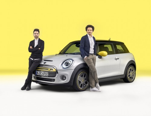 MINI COOPER SE, A CONVERSATION WITH OLIVER HEILMER AND RENZO VITALE