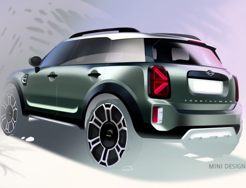 OLIVER HEILMER EXPLAINS THE NEW MINI COUNTRYMAN