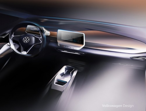 VOLKSWAGEN ID.3, ELECTRIC TURNING | CHAPTER 5