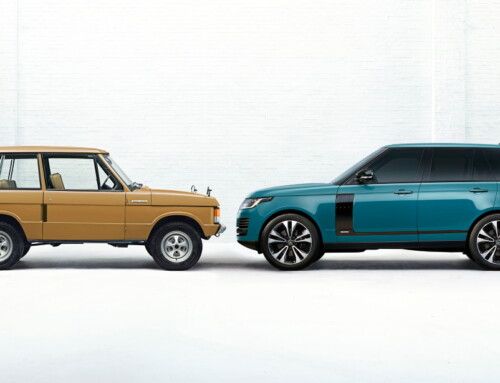 RANGE ROVER, FIFTY YEARS OF LUXURY