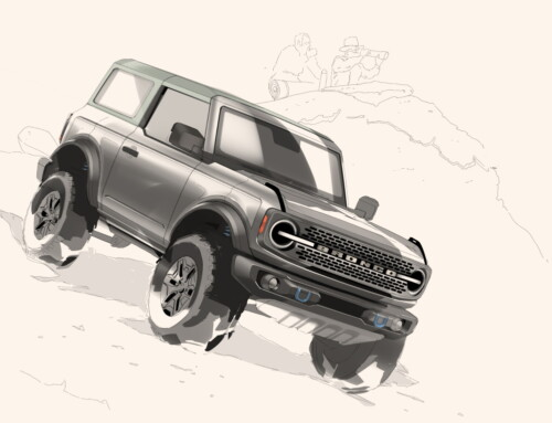 FORD BRONCO, BACK TO THE ORIGINS