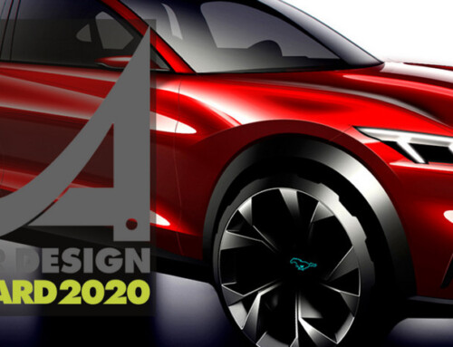 CAR DESIGN AWARD 2020, THE FINALISTS
