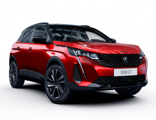 PEUGEOT 3008 AND 5008: CLAWS OUT