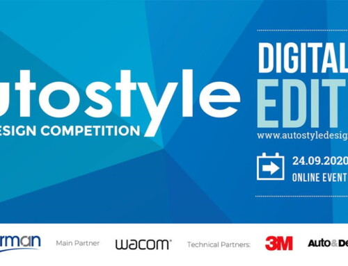 AUTOSTYLE DESIGN COMPETITION 2020, DIGITAL EDITION