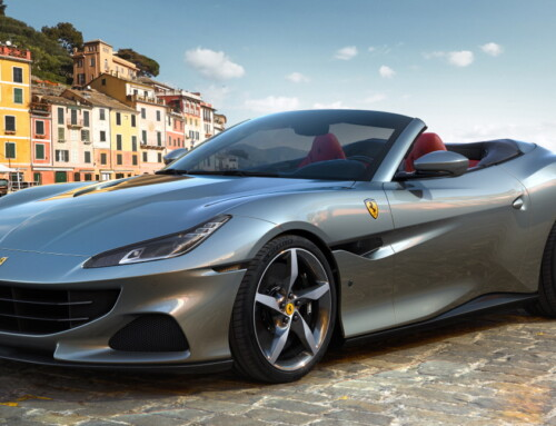 FERRARI PORTOFINO M, STYLE AND PERFORMANCE