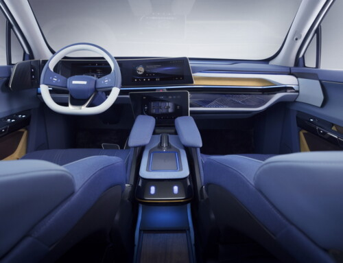 YANFENG XiM21, INTERIOR OF THE FUTURE