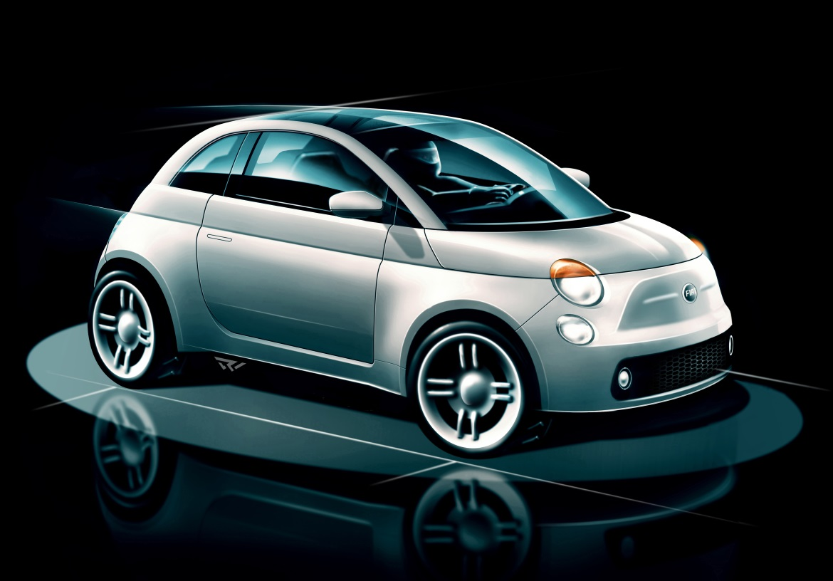 the best concept cars of the 2000s fiat trepi no auto design. Black Bedroom Furniture Sets. Home Design Ideas