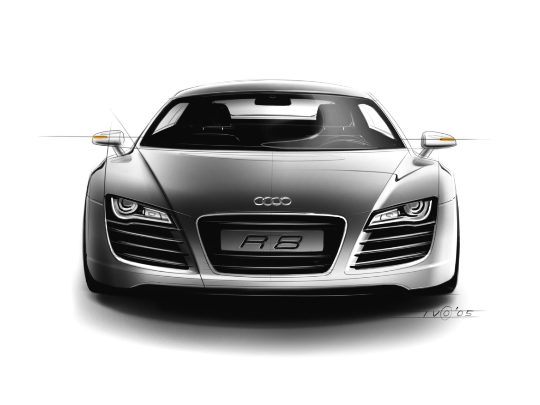 Design History Audi R8 Auto Amp Design