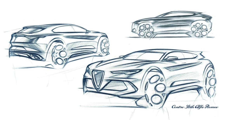 Alessandro Maccolini Tells The Design Story Of The Alfa Romeo Stelvio At Autostyle 2017 Auto Design