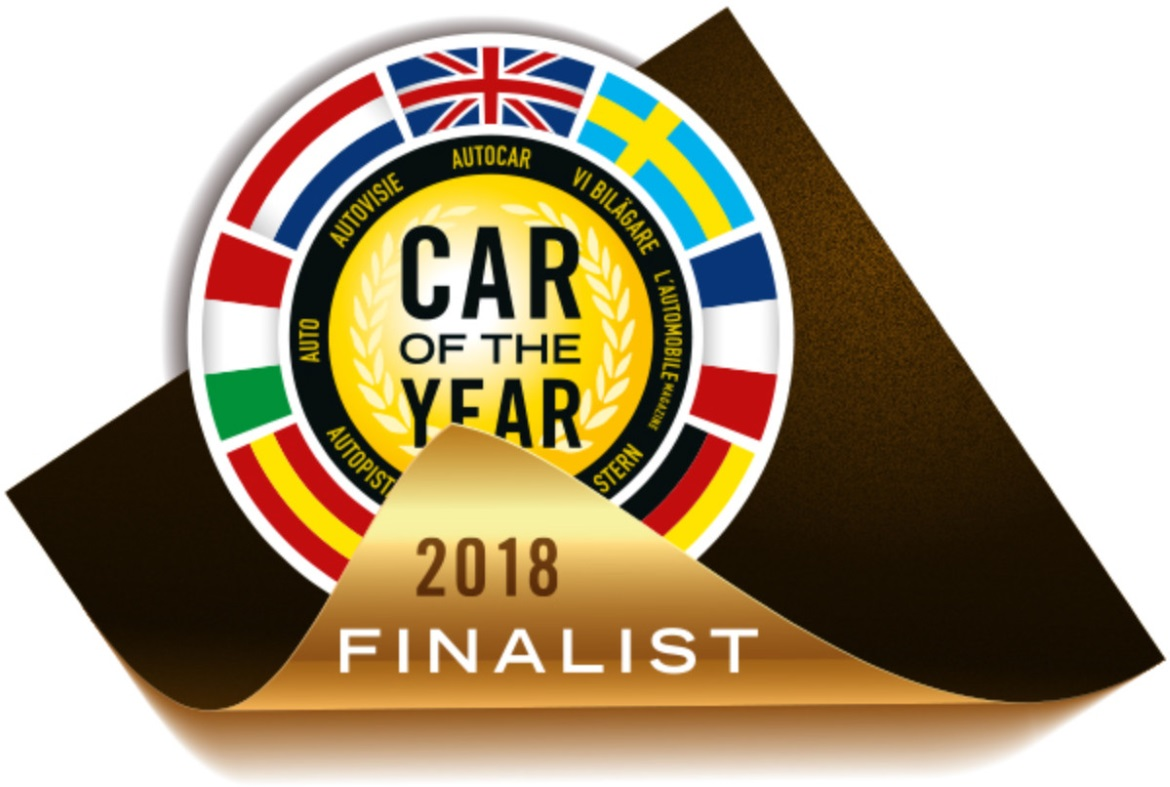 Car Of The Year 2018 Finalists