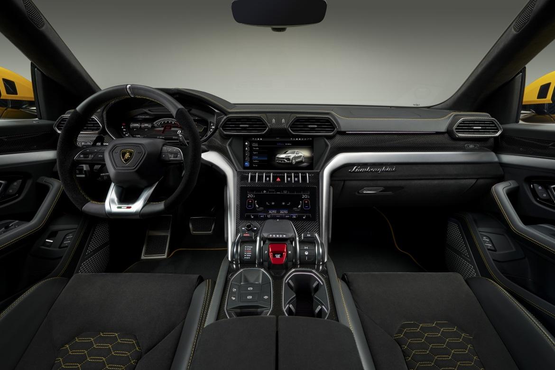 Lamborghini Urus The Most Powerful Suv Auto Design