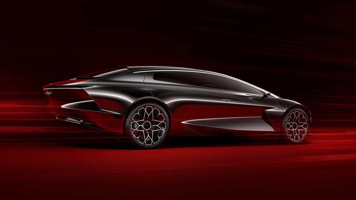 Aston Martin Lagonda Vision Concept A New Kind Of Luxury Mobility Auto Design