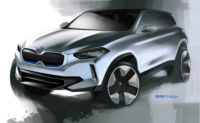BMW iX3, TOWARDS THE ELECTRIFICATION