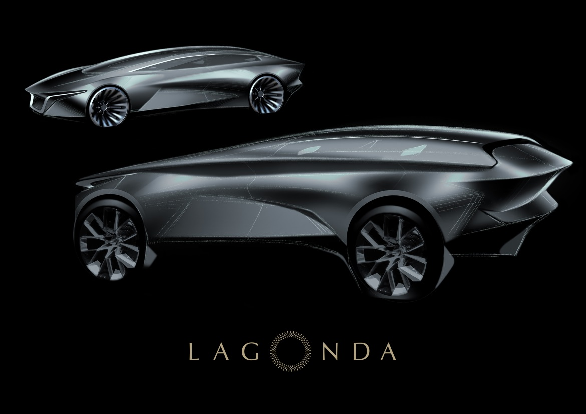 Aston Martin Lagonda A New Zero Emissions Suv For 2021 Auto Design