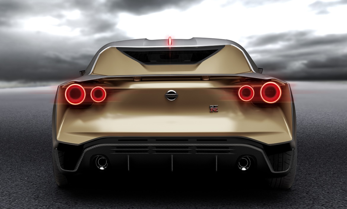 Nissan Gtr 50 By Italdesign Years Without Limits Autodesign Gt R