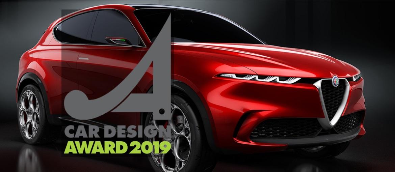 CAR DESIGN AWARD 2019, THE FINALISTS