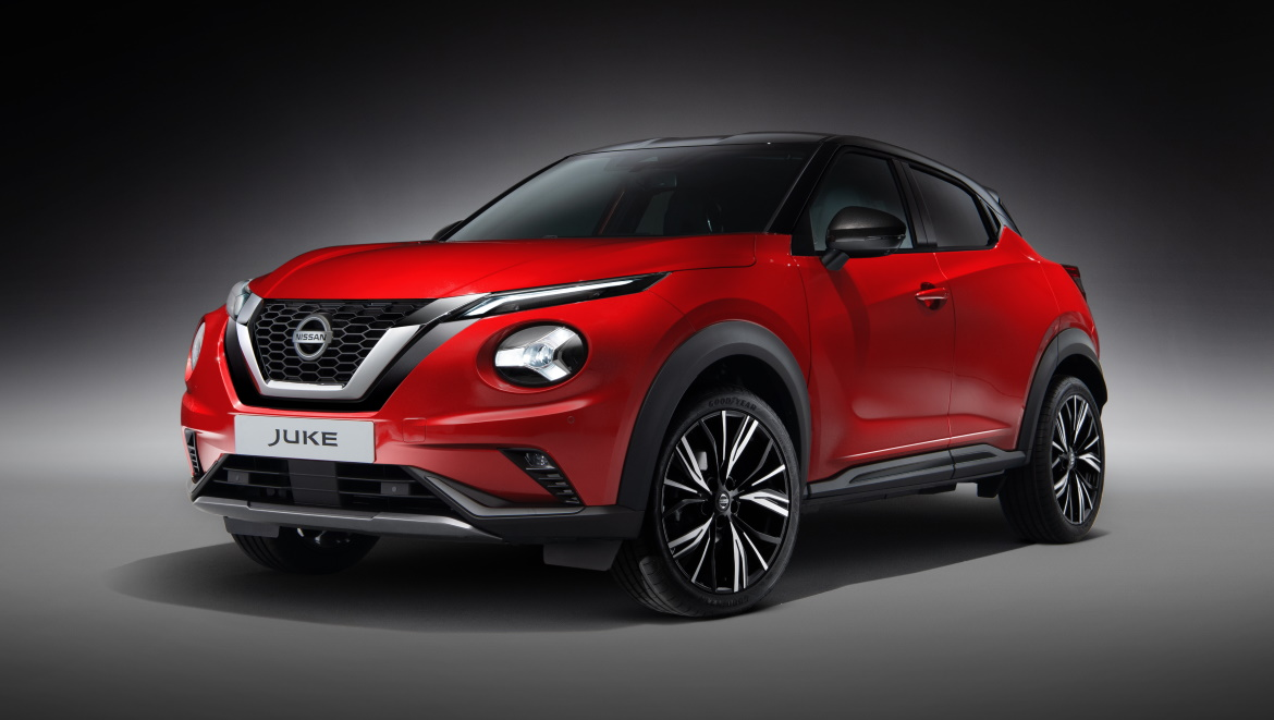 NISSAN JUKE, CROSSOVER COUPE'