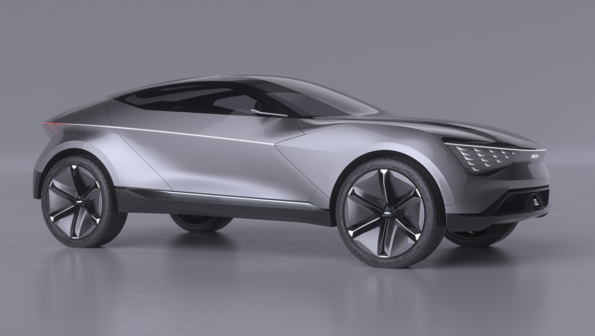 KIA FUTURON, DYNAMIC PURITY