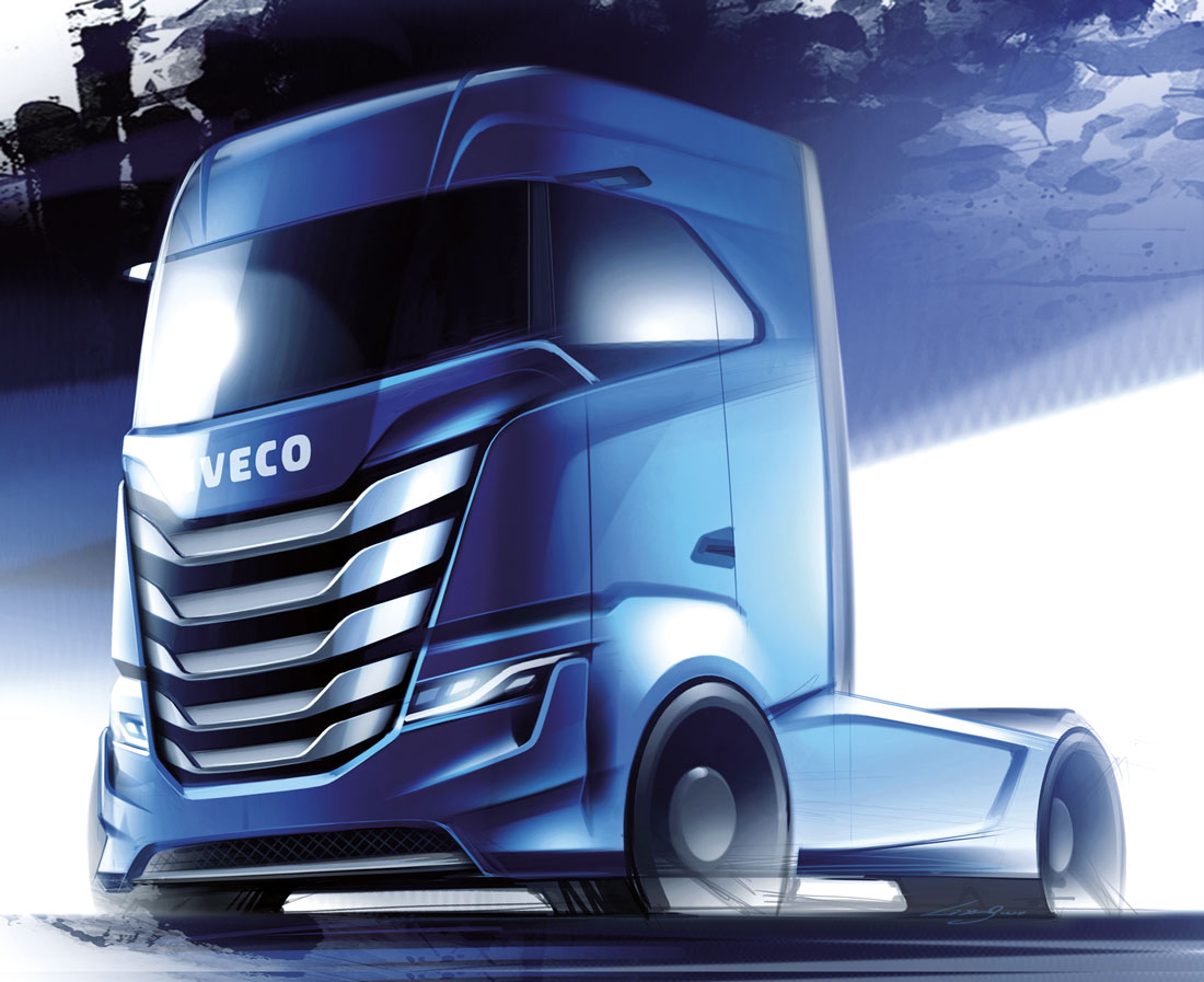 IVECO S-WAY, IN PRAISE OF POWER