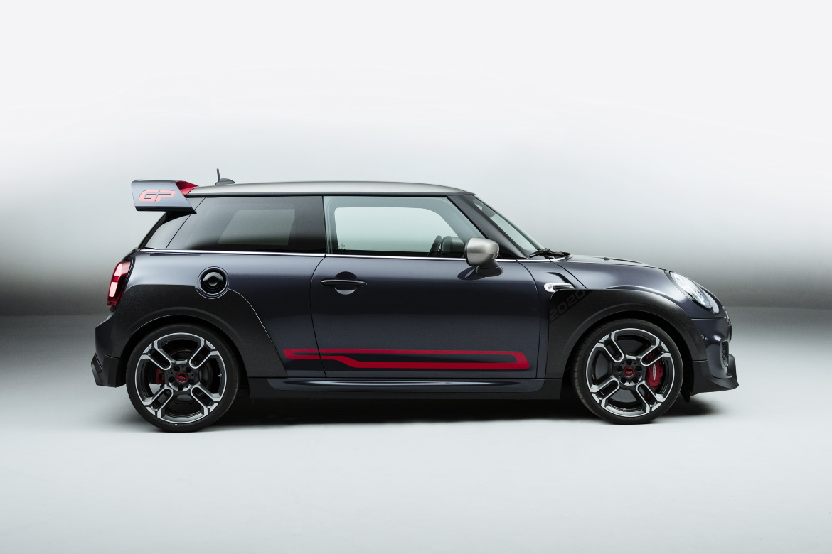 MINI JOHN COOPER WORKS GP: FUNCTIONAL AESTHETICS