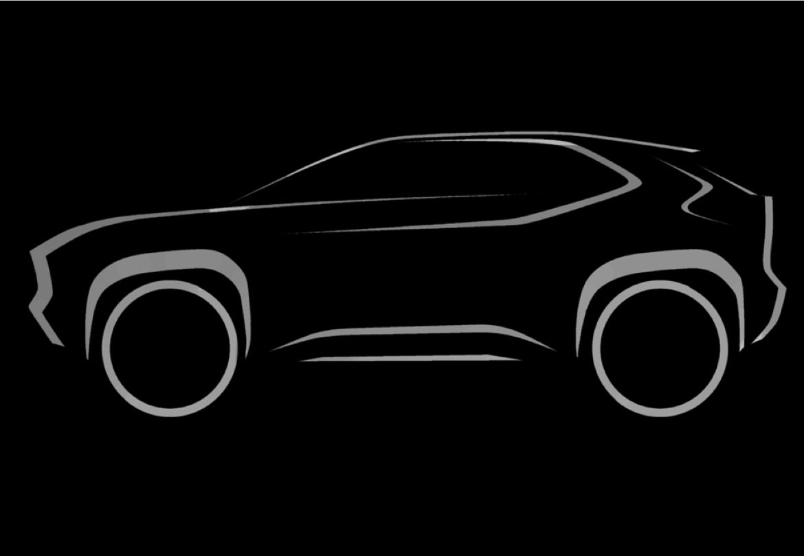TOYOTA ANNOUNCES A NEW COMPACT SUV