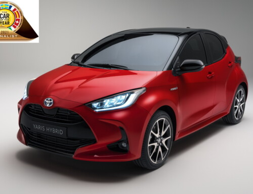 CAR OF THE YEAR 2021 FINALISTS | TOYOTA YARIS