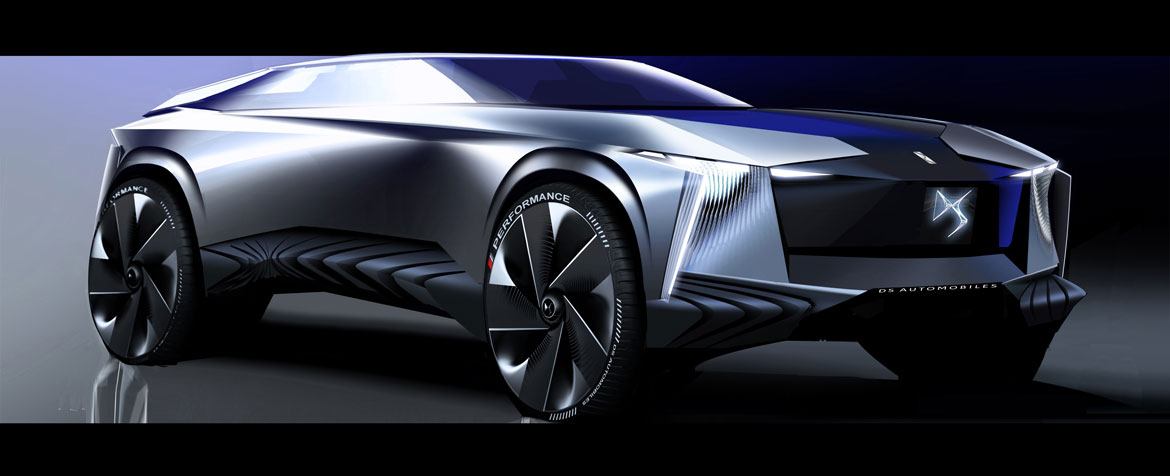 DS Aero Sport Lounge concept car