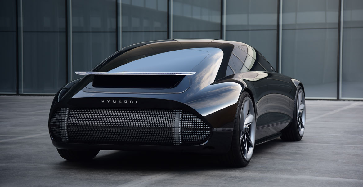 Hyundai Prophecy concept car