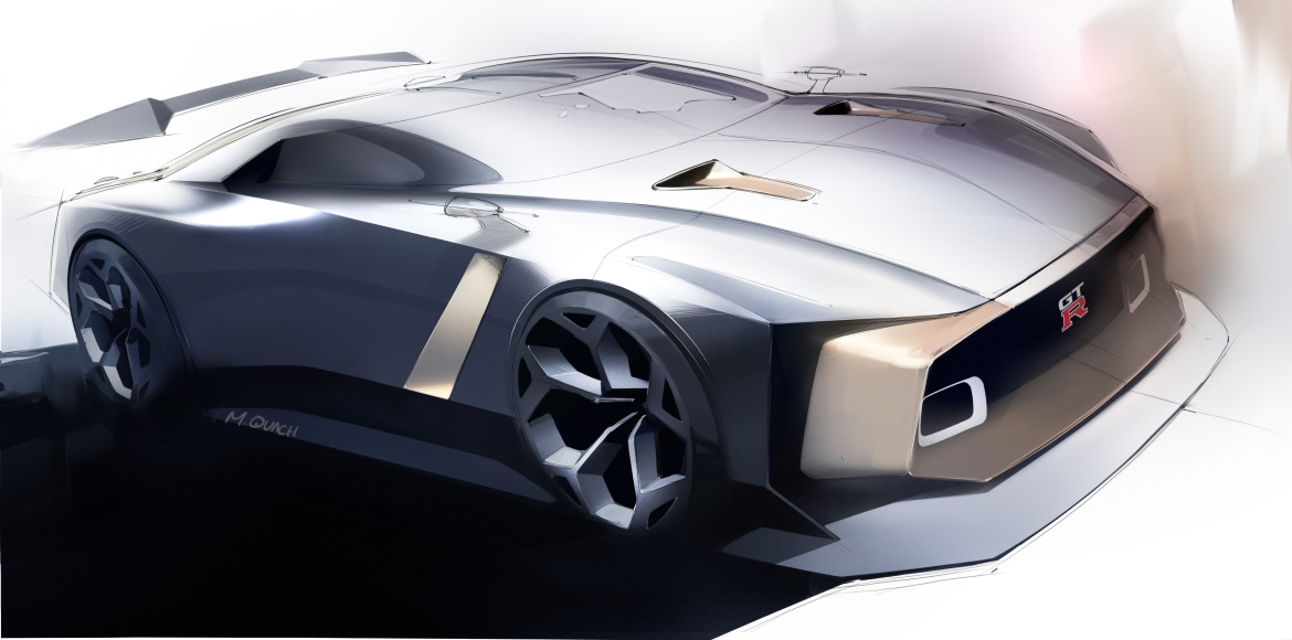 NISSAN GT-R 50 BY ITALDESIGN, UNIQUE PERSONALITY
