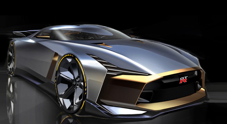 Nissan Gt R50 By Italdesign Alcantara Interior Auto Design