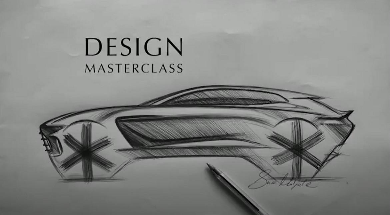 HOW TO DESIGN AN ASTON MARTIN DBX