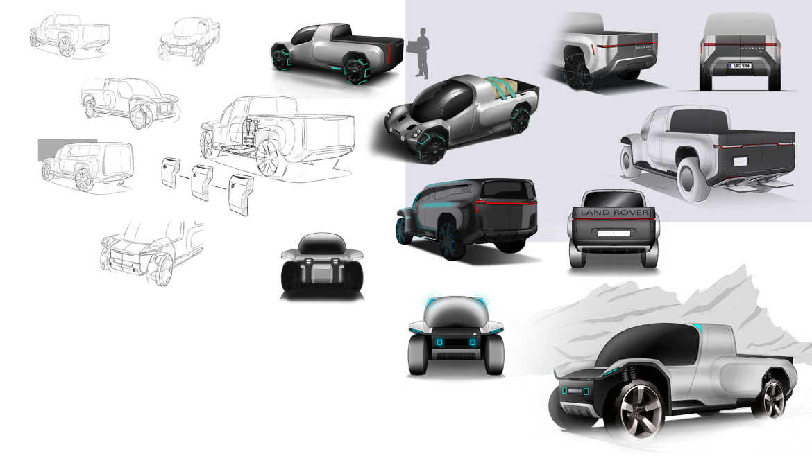 MASTER TAD, THREE PROJECTS FOR THE FUTURE OF MOBILITY