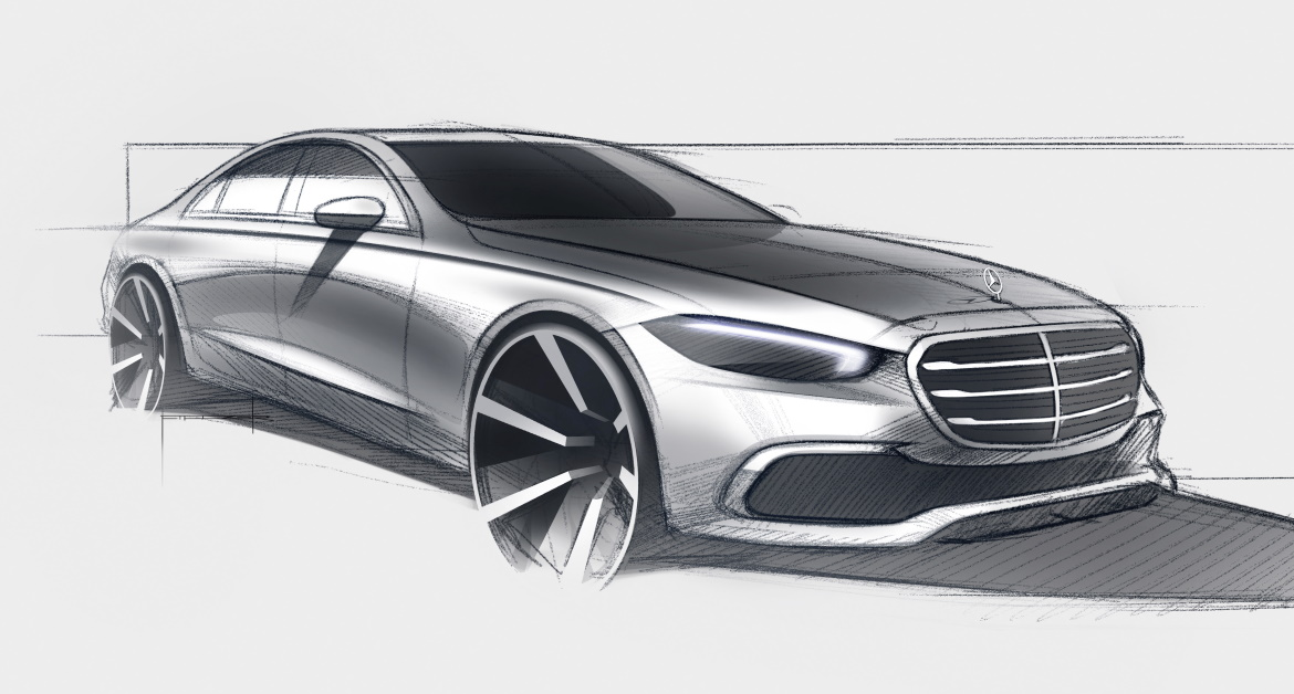 MERCEDES S-CLASS, 48 YEARS OF INNOVATION
