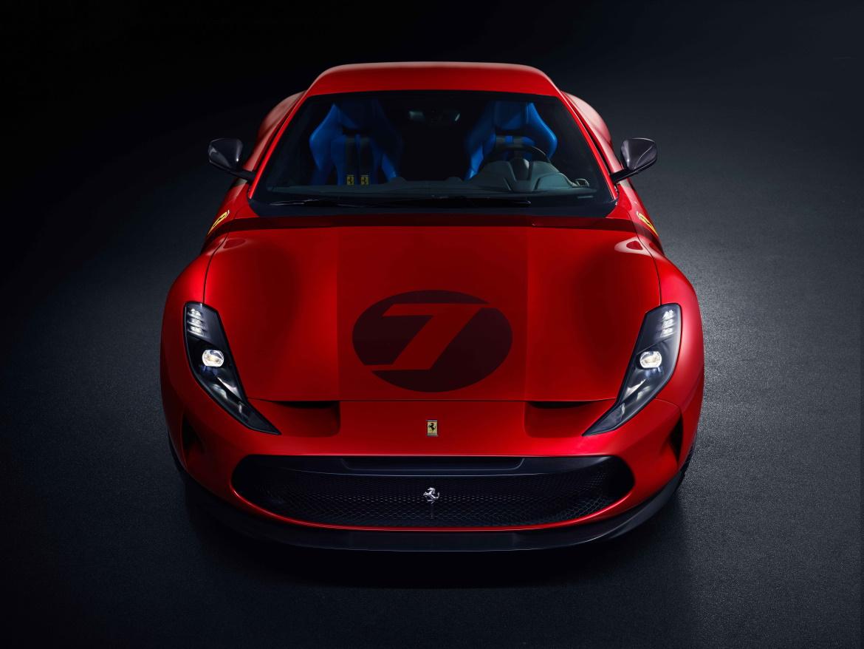 Ferrari Omologata Pure Emotion Auto Design