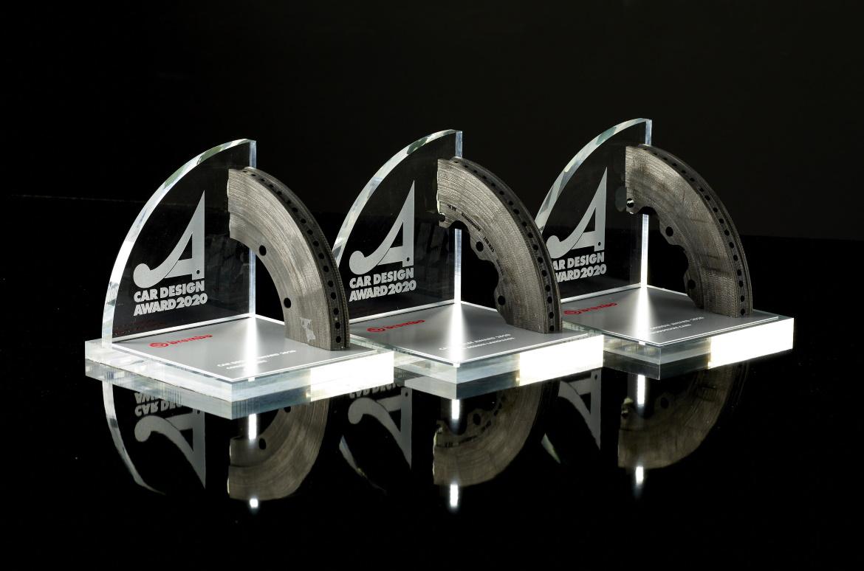 THE CAR DESIGN AWARDS 2020 ASSIGNED TO HYUNDAI, FERRARI AND PORSCHE