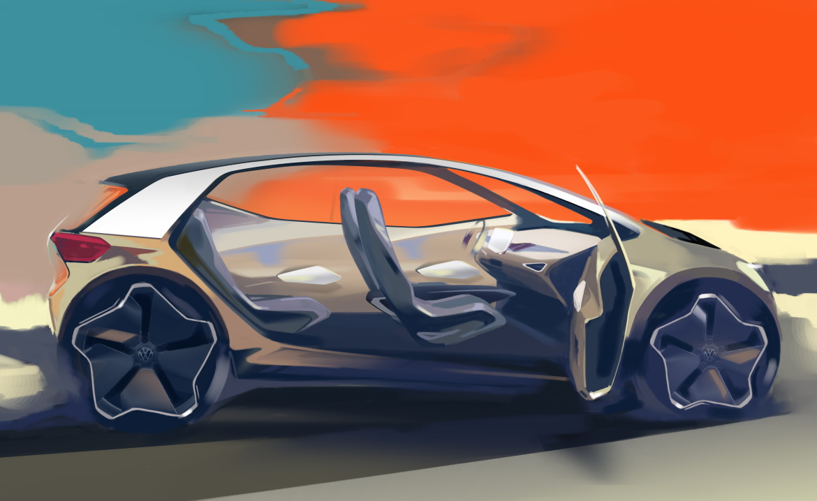 VOLKSWAGEN ID. 3, ELECTRIC TURNING   CHAPTER 11