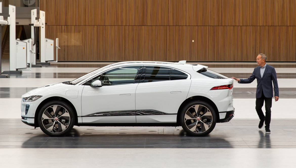 JAGUAR, DESIGN FOR A BETTER FUTURE