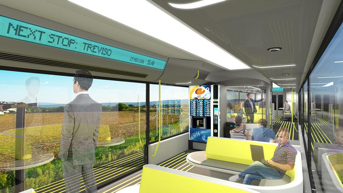Smart Train UIAV