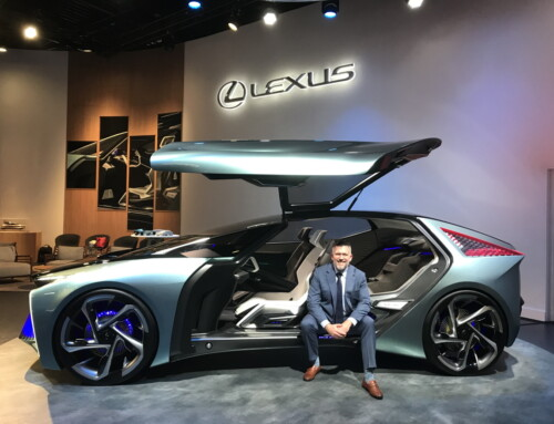 DESIGNING THE FUTURE OF LEXUS: A PODCAST WITH IAN CARTABIANO