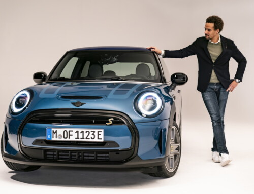 MINI, SPORTINESS AND PURITY (GALLERY)